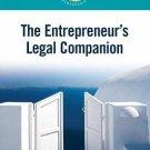 The Entrepreneur's Legal Companion by Daniel V. Davidson and Lynn M. Forsythe...