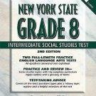 Barron's New York State Grade 8 Intermediate Social Studies Test by Curt...
