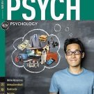 New, Engaging Titles from 4LTR Press: PSYCH by Spencer A. Rathus (2015,...