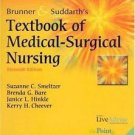 Brunner and Suddarth's Textbook of Medical-Surgical Nursing by Brenda G....