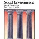 Library of Early Christianity: The New Testament in Its Social Environment...