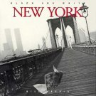 Black and White New York by Bill Harris (1994, Hardcover)