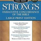 The New Strong's Exhaustive Concordance of the Bible by James Strong (1996,...