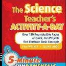 JB-Ed 5 Minute FUNdamentals: The Science Teacher's Activity-a-Day, Grades...