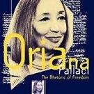 New Directions in European Writing: Oriana Fallaci : The Rhetoric of Freedom...