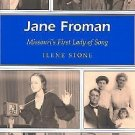 Missouri Heritage Readers: Jane Froman : Missouri's First Lady of Song 1 by...