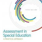 What's New in Special Education: Assessment in Special Education : A...
