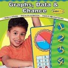 Math in Action - Graphs, Data and Chance, Grades 1-2 by Teacher Created...