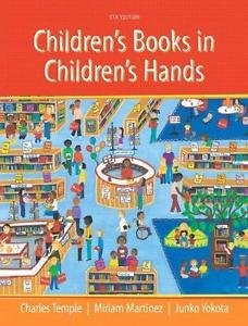 Children's Books in Children's Hands : A Brief Introduction to Their...