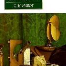 A Mathematician's Apology by G. H. Hardy (1992, Paperback)