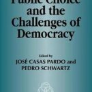 New Thinking in Political Economy: Public Choice and the Challenges of...