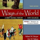 Ways of the World with Sources Vol. 1 : A Brief Global History with Sources...