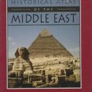 Historical Atlas of the Middle East by G. S. P. Freeman-Grenville (1993,...