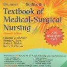 Brunner and Suddarth's Textbook of Medical Surgical Nursing by Brenda G....
