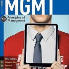 New, Engaging Titles from 4LTR Press: MGMT - Principles of Management by...