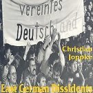 East German Dissidents and the Revolution of 1989 : Social Movement in a...