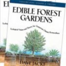 Edible Forest Gardens Vol. 1 & 2, Set by Eric Toensmeier and Dave Jacke...
