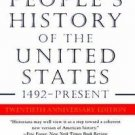A People's History of the United States by Howard Zinn (1999, Hardcover,...