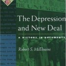 Pages from History: The Depression and New Deal : A History in Documents by...