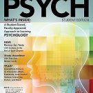 New, Engaging Titles from 4LTR Press: Psych by Spencer A. Rathus (2013,...