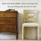 Black and White Bible, Black and Blue Wife : My Story of Finding Hope after...