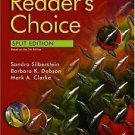 Reader's Choice: Reader's Choice, Split Edition (5th Edition) by Mark A....