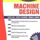Schaum's Outline of Machine Design by A. R. Holowenko, Alfred Hall and H. G....
