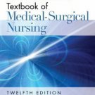 Handbook for Brunner and Suddarth's Textbook of Medical-Surgical Nursing by...