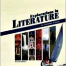 Explorations in Literature for Christian Schools by Raymond A. St. John, 2nd Ed.