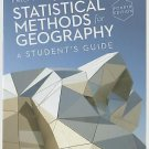 Statistical Methods for Geography : A Student's Guide by Peter A. Rogerson...