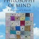 Philosophy of Mind : A Beginner's Guide by Ian Ravenscroft (2005, Paperback)
