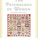 The Psychology of Women by Michelle A. Paludi (2001, Paperback)