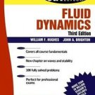Schaum's Outline of Fluid Dynamics by John A. Brighton, William F. Hughes and...