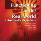 Functioning in the Real World: A Precalculus Experience by Gordon, 2nd Edition