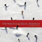 NEW - HARDCOVER - Free Ship - The Practice of Social Research by Babbie (14 Ed)