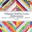 NEW - Free Express Ship - Helping Children Learn Mathematics by Reys (11 Ed)