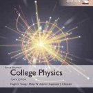 NEW - Free Express Ship - College Physics by Young, Adams (10 Ed)