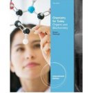 NEW Free Ship - Chemistry for Today by Seager and Slabaugh (7th Edition)