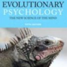 NEW - Free Express Ship - Evolutionary Psychology by David Buss (5 Ed)
