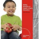 NEW Free Ship - Safety, Nutrition and Health in Early Education by Robertson 5Ed