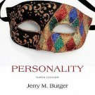 NEW - US HARDCOVER - Free Express Ship - Personality by Jerry Burger (9 Ed)