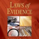 NEW - Free Ship - Laws of Evidence by Thomas Buckles