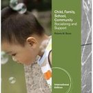 NEW Free Ship - Child, Family, School, Community by Berns (9th Edition)