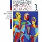 NEW - Free Ship - Essentials of Understanding Abnormal Behavior by Sue (3 Ed)