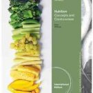 NEW - Free Ship - Nutrition: Concepts and Controversies by Frances Sizer (13 Ed)