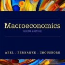 NEW - Free Express Ship - Macroeconomics by Andrew Abel, Ben Bernanke (9 Ed)