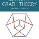 ORIGINAL US HARDCOVER - Introduction to Graph Theory by West (2 Ed)