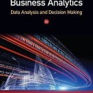 NEW - US HARDCOVER - Free Express Ship - Business Analytics by Albright (5 Ed)