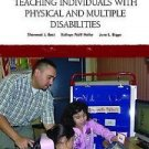 US HARDCOVER - Teaching Individuals with Physical and Multiple Disabilities (6E)