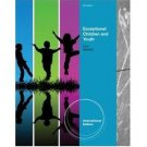 NEW - Free Ship - Exceptional Children and Youth by Nancy Hunt (5th Edition)